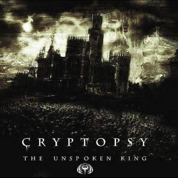 Cryptopsy - The Unspoken King (CD, Album) - USED
