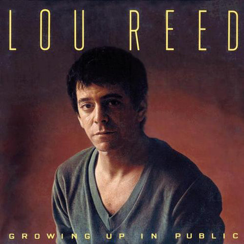 Lou Reed - Growing Up In Public (LP, Album) - USED