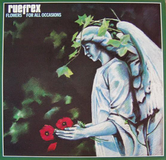 Ruefrex - Flowers For All Occasions (LP, Album, RE) - USED