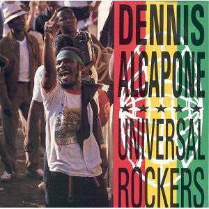 Dennis Alcapone - Universal Rockers (CD, Comp) - NEW
