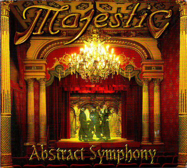 Majestic (7) - Abstract Symphony (CD, Album, Dig) - USED