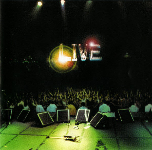 Alice In Chains - Live (CD, Album) - NEW