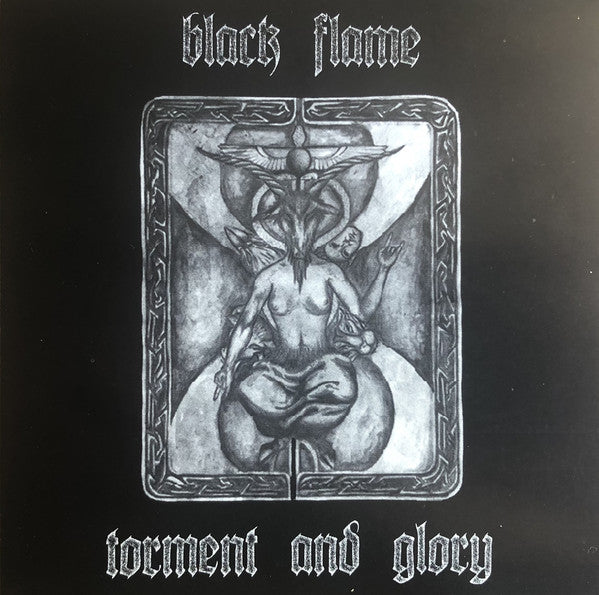 Black Flame - Torment And Glory (CD, Album, Ltd) - USED