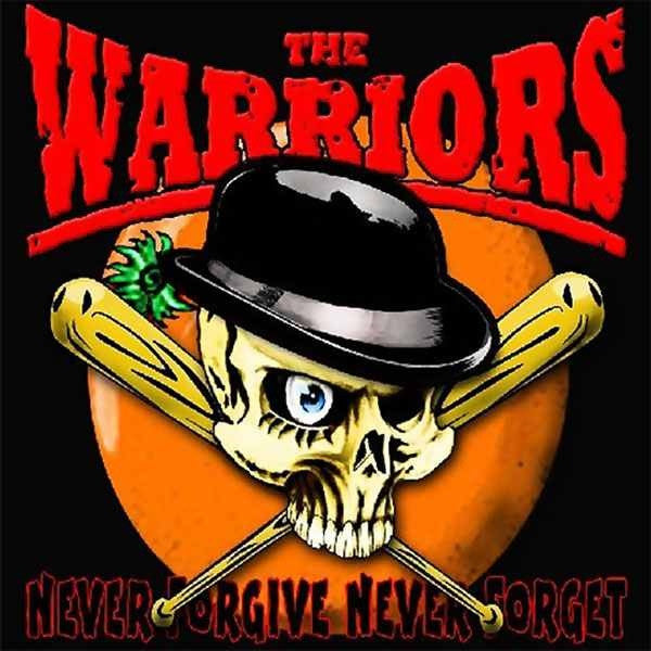 The Warriors (7) - Never Forgive Never Forget (CD, Album) - NEW