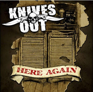 Knives Out (2) - Here Again (CD, Album) - NEW