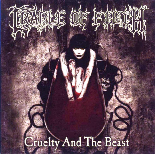 Cradle Of Filth - Cruelty And The Beast (CD, Album) - USED