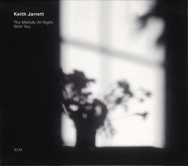 Keith Jarrett - The Melody At Night, With You (CD, Album) - USED
