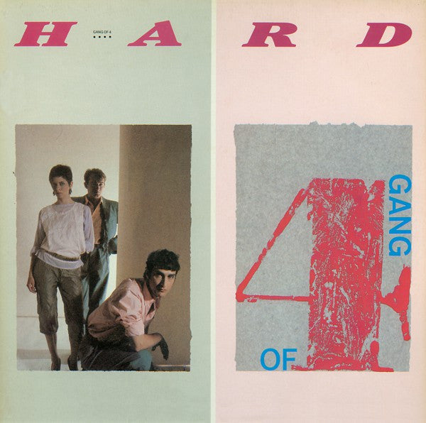 Gang Of 4* - Hard (LP, Album) - USED