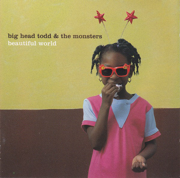 Big Head Todd And The Monsters - Beautiful World (CD, Album) - USED