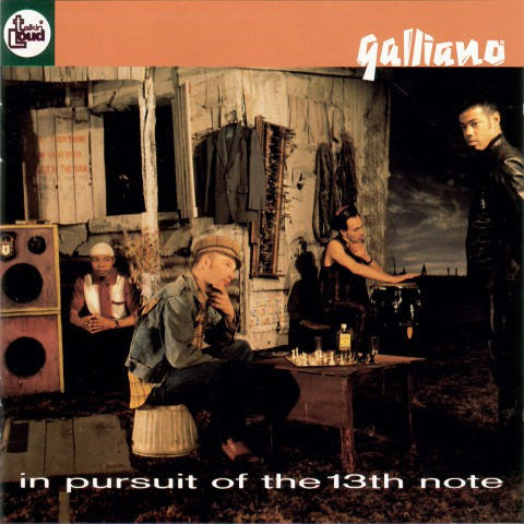 Galliano - In Pursuit Of The 13th Note (CD, Album) - USED