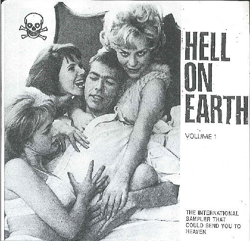 "Various - Hell On Earth Volume 1 (7"", Comp) - USED"