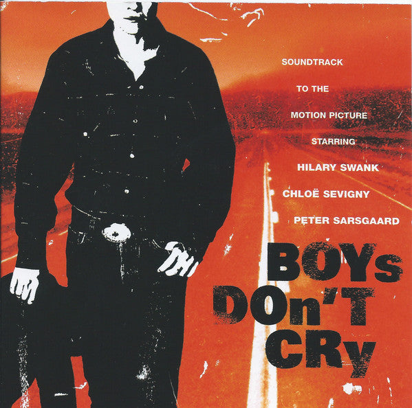 Various - Boys Don't Cry (Music From The Motion Picture Soundtrack) (CD, Comp) - NEW