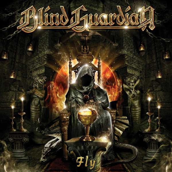 Blind Guardian - Fly (CD, Maxi) - NEW