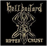 Hellbastard - Ripper Crust (LP, Ltd, RM, RE, Gol) - NEW