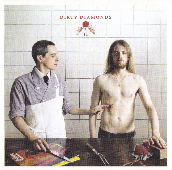 Various - Dirty Diamonds II (CD, Album, Comp) - USED