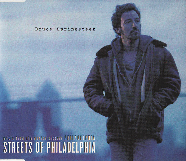 Bruce Springsteen - Streets Of Philadelphia (CD, Maxi) - USED
