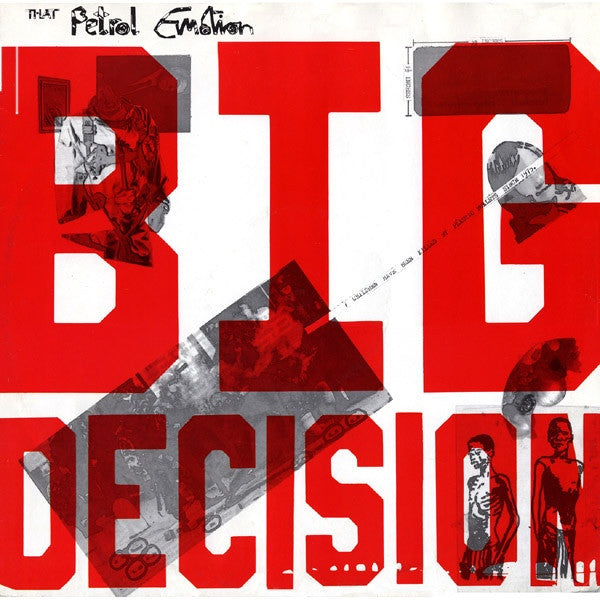 "That Petrol Emotion - Big Decision (12"") - USED"