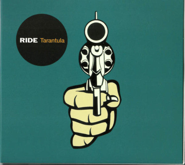Ride - Tarantula (CD, Album, RE, RM, Car) - USED