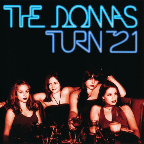 The Donnas - Turn 21 (LP, Album) - USED
