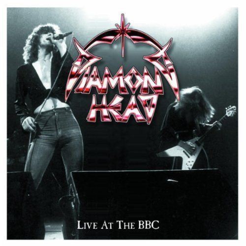 Diamond Head (2) - Live At The BBC (2xCD) - USED