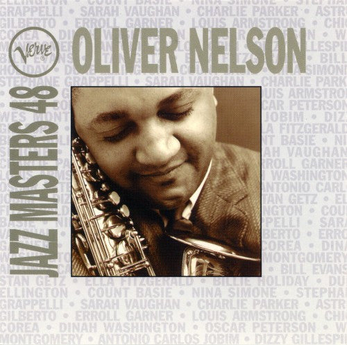 Oliver Nelson - Verve Jazz Masters 48 (CD, Comp) - USED