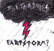 "The Trashies - Fartstorm? (7"", Red) - USED"