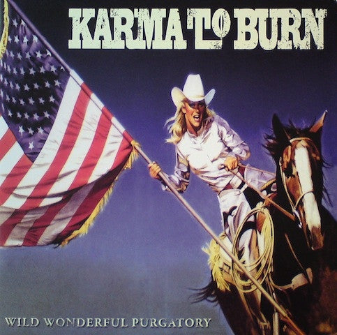 "Karma To Burn - Wild Wonderful Purgatory (LP, RE, Album + 10"", RE) - NEW"
