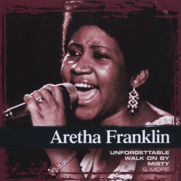 Aretha Franklin - Collections (CD, Comp) - USED
