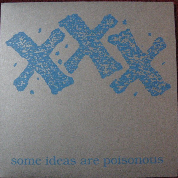 Various - XXX - Some Ideas Are Poisonous (CD, Comp) - USED