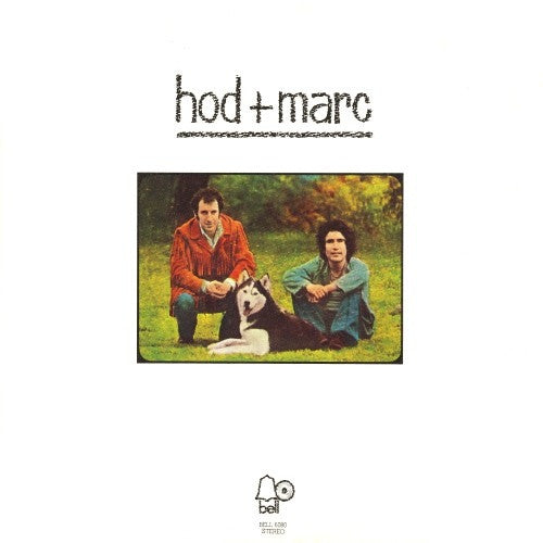 Hod + Marc - Hod + Marc (LP, Album) - USED
