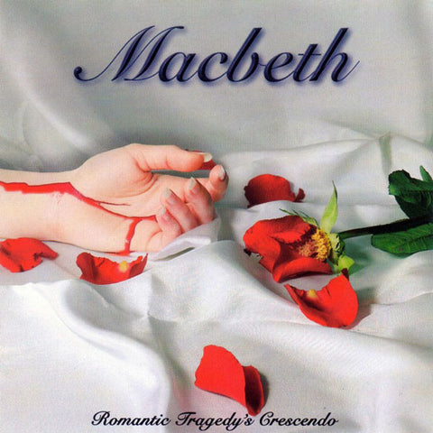 Macbeth (2) - Romantic Tragedy's Crescendo (CD, Album, Dig) - USED