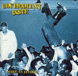 Government Issue - Make An Effort (CD, Comp, RE) - USED