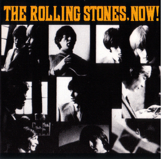 The Rolling Stones - The Rolling Stones, Now! (CD, Album, RP) - USED
