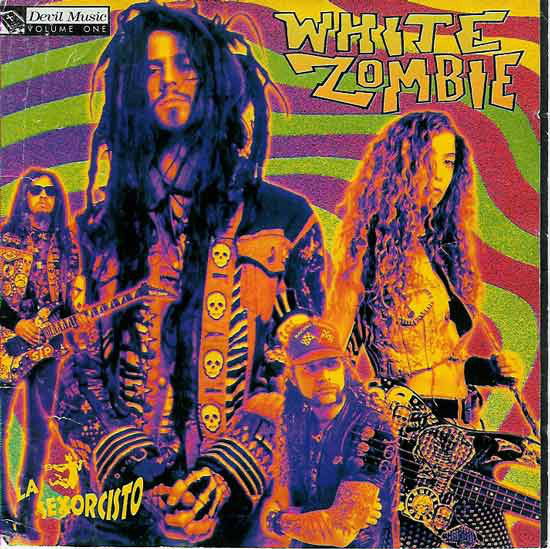 White Zombie - La Sexorcisto: Devil Music Vol. 1 (LP, Album) - USED