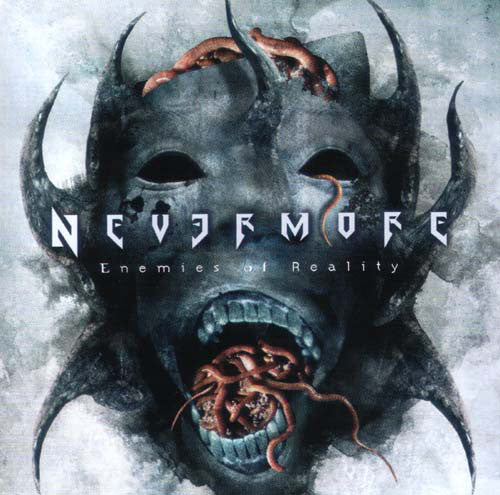 Nevermore - Enemies Of Reality (CD, Album) - USED