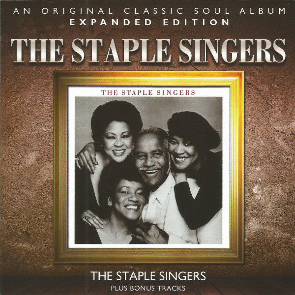 The Staple Singers - The Staple Singers (CD, Album, RE, RM, Exp) - USED
