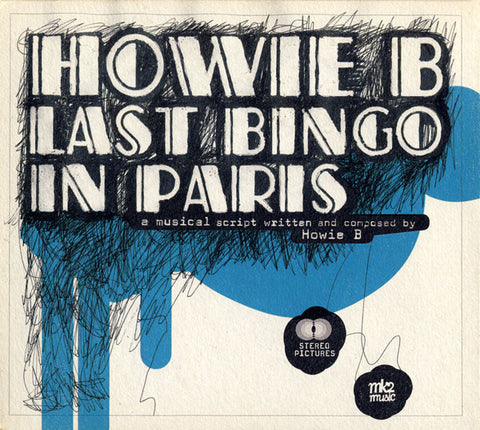 Howie B. - Last Bingo In Paris (CD, Album) - USED
