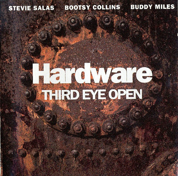 Hardware (8) - Third Eye Open (CD, Album) - USED