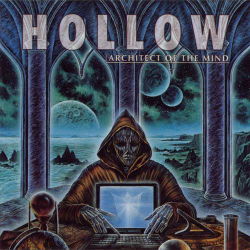 Hollow (2) - Architect Of The Mind (CD, Album) - USED