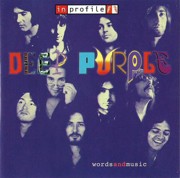 Deep Purple - In Profile (CD, Comp) - USED