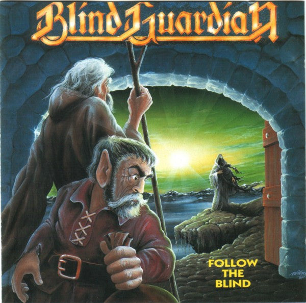 Blind Guardian - Follow The Blind (CD, Album, RE) - USED