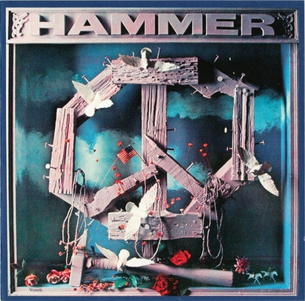 Hammer (4) - Hammer (CD, Album, RE, RM, Unofficial) - NEW
