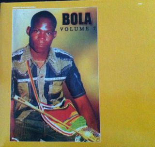 Bola (6) - Volume 7 (CD) - USED