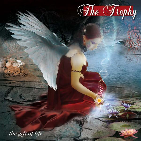 The Trophy - The Gift Of Life (CD, Album) - USED