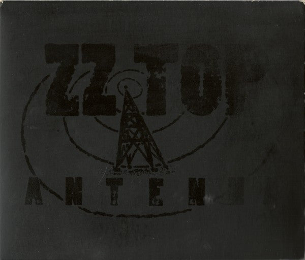ZZ Top - Antenna (CD, Album, Promo) - USED