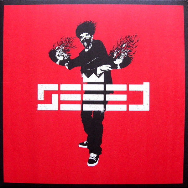 Seeed - Seeed (2xLP, Album) - USED