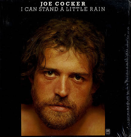 Joe Cocker - I Can Stand A Little Rain (LP, Album) - USED