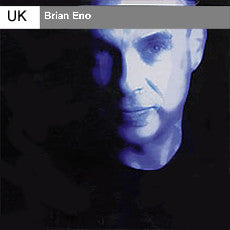 Brian Eno - Brian Eno (CD, Comp, Promo) - USED