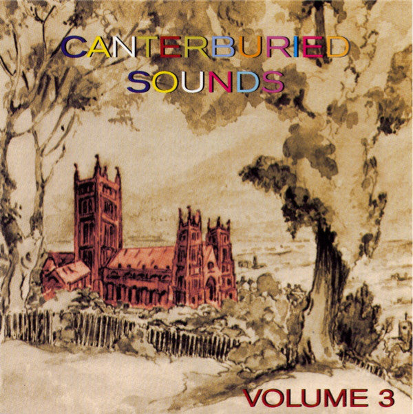Various - Canterburied Sounds Volume 3 (CD) - USED