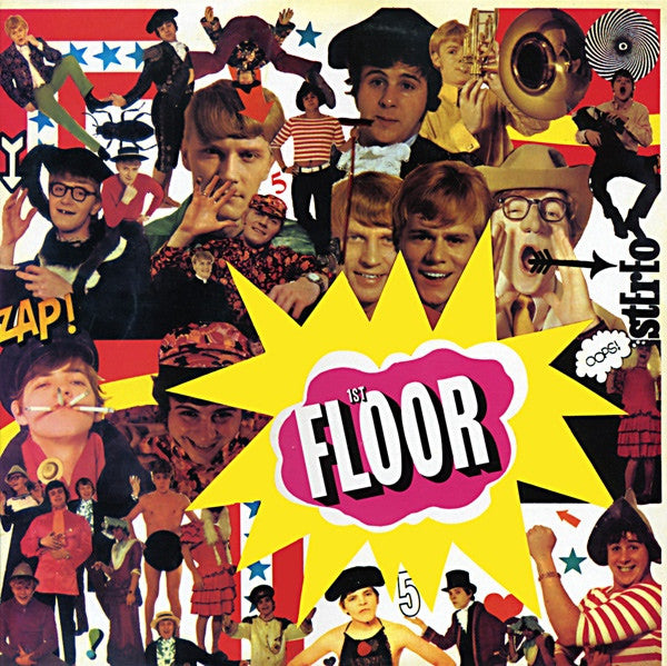 The Floor (2) - 1st Floor (LP, Album, RE) - NEW